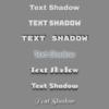 text-shadowいろいろ