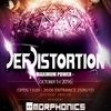 【イベント情報】10/1(土)「DefDistortion」at R-Lounge 7F