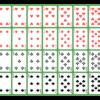 大学時代、7並べゲーム作ったりしてた