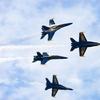 暇人ニートがアメリカ海軍最高の飛行隊ブルーエンジェルスを観てきた
