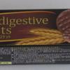 ブルボン チョコダイジェスティブビスケット