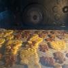 【ダイソー】キティとタイニーチャムの型抜きクッキーを焼いてみた♡