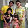 家族留学体験(フリーペーパーVol.9掲載予定記事)