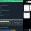 iPad でコードを書く Late 2019