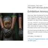 ◎お知らせ 5/12~5/16 Tokyo International Foto Award(TIFA)の2017年度受賞作品展