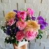 お花とペーパー