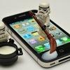 iPhone 4のホワイトモデルはこうやって……