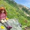 2015年夏、雪と花と池の白馬岳へ(1)