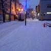 北海道 小樽市 散策202001 / 小樽の飲み屋街花園町を 平日夕方に散歩