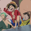 ONE PIECE(ワンピース) 620話「絶体絶命!パンクハザード大爆発」