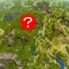 北カイア山の未実装洞窟に侵入(今は不可)