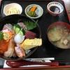 🚩外食日記(60)    宮崎ランチ   「ひで丸」より、【本日の煮魚定食】【特大えび天丼】【海鮮丼】‼️