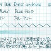 #0097 MONT BLANC BLUE HOUR