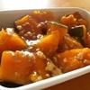 わが家の定番常備菜~かぼちゃのそぼろ煮