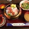 七尾市和倉町「みとね」で海鮮丼の食べ方について考えてみる