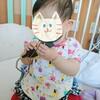 【娘の入院生活10日目】脳波検査&ACTH注射7日目