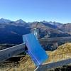 軽量・速乾スポーツタオルは、登山におすすめ♪ 使用者から続々「持っていってよかった!」のお声をいただいております!