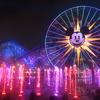 【カリフォルニアのディズニーランド】ワールド・オブ・カラーでテンションMAX!ミッキーマウス、FROZEN(アナ雪)etc