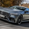 Mercedes-AMG GT 63 S Set New Nurburgring Class Record