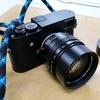 新宿ゴールデン街 ライカMモノクローム(TYP246)➕ノクティルックスM F0.95/50mm ASPH.
