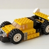 レゴ:車(スポーツカー)の作り方 LEGOクラシック10715だけで作ったよ(オリジナル)