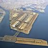 羽田空港の付近を船舶が航行すると離着陸が制限されてしまう