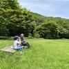 ひろしま県民の森 キャンプ場.3 ~第一キャンプ場、金屋子神社~