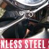 【バイク】かっこよすぎるステーを簡単に自作するたった1つの方法!アメリカンカスタム向き