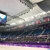 平昌オリンピックに来ました