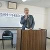 18日、完全賠償を求める県北の会総会。伊東達也氏が講演。