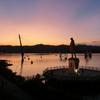 春川の旅[201709_03] - 夕陽に映える「昭陽江処女像」、そして猛烈にうんまい春川タッカルビの原型を味わう