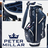 日本未入荷の高級ゴルフバッグ。。Peter MillerとG-Forceは高級感と品質を備えた紳士の象徴です。