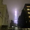 hatenaより『シルバーリボンの東京タワー』です✨🗼🎀