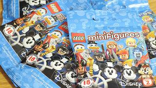 【LEGO】ミニフィギュア「71024:ディズニー シリーズ2」をバラ購入した。