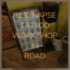 ILLSYNAPSE TATTOO WORK SHOP in Road イベントレポート