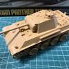 TAMIYA 1/48 ドイツ陸軍 V号戦車 パンサー G型 PART1