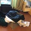 散らかり部屋からホテルのスイートを目指します。