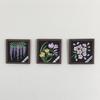 チョークアート*季節のお花3種類