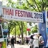 タイフェスティバル2018@代々木公園〜タイ人気も落ち着いてきたのかね〜