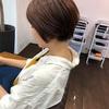 新潟 パドトロワ ショートカットで選ばれる美容室