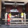 チャリティーゴルフ ホールインワンでベンツ(Benz)をゲットだぁ at Royal Jakarta Golf