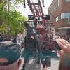 ロワイヤル・ド・リュクス(Royal de Luxe ロイヤルデラックス) in モントリオール最終日