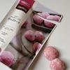 成城石井『成城石井desica ルビーチョコレートのポルボローネ』食べてみました