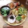 美術館めぐりの途中。京都岡崎の琵琶湖疏水沿いにあるカフェ「メメントモリ」でランチをいただきました