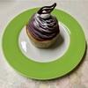 🚩外食日記(755)    宮崎   🆕「パティスリーナオキ」より、【クレームブリュレ】【紫芋のモンブラン】‼️