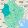 【利用エリアまとめ】ウーバーイーツ、エリア拡張中!!