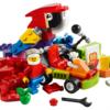 レゴブロック60周年記念公式セット! 2018年2月1日新発売! レゴ(LEGO)クラシックから5セット!!