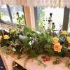 10月31日 お花とクラフト٩(^‿^)۶