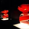 アートアクアリウム 東京・日本橋 イタリアベニーニ社製 ムラーノグラスの金魚鉢