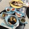 我が家のお食い初めの献立。なんと鯛は500円。歯固めの石は、神社でもらえた!